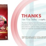 FREE Purina One Smartblend Dog Food Sample