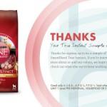 FREE Purina One Smartblend Dog Food Sample