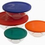 Pyrex Smart Essentials 8-Piece Mixing Bowl Set Only $14.99 Shipped (Reg $29.99!)