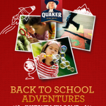 Quaker Back to School Instant Win Game (Get 2 Free Codes + Chance to Win Samsung Digital Camera!)