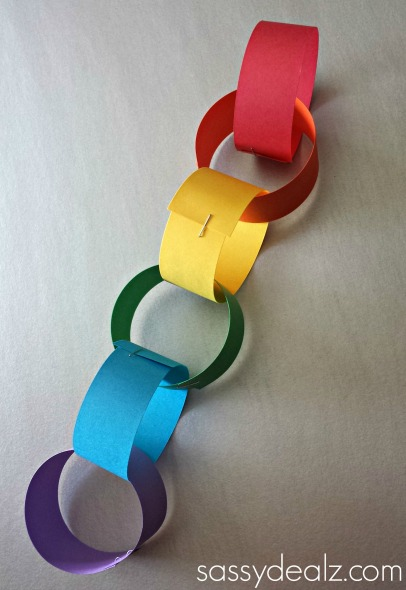 rainbow-chain-craft