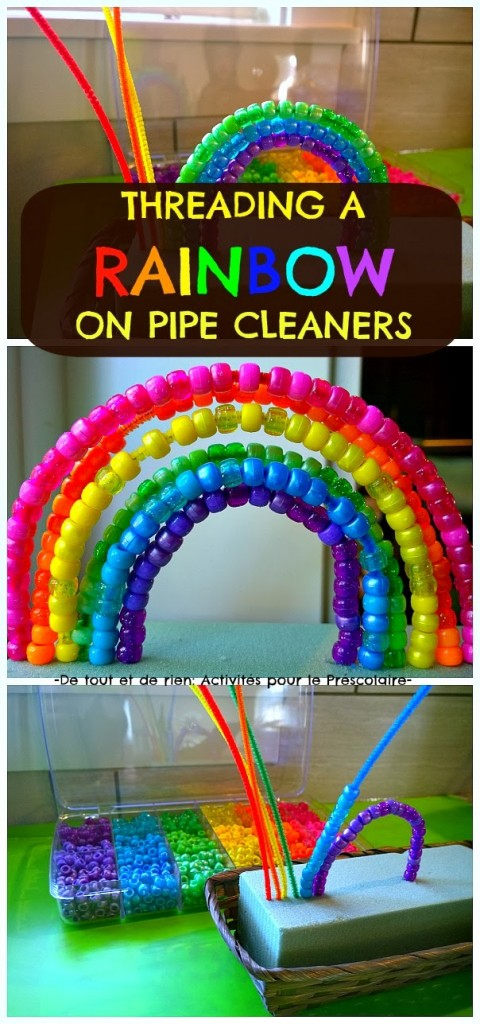 rainbow-pipe-cleaner-craft