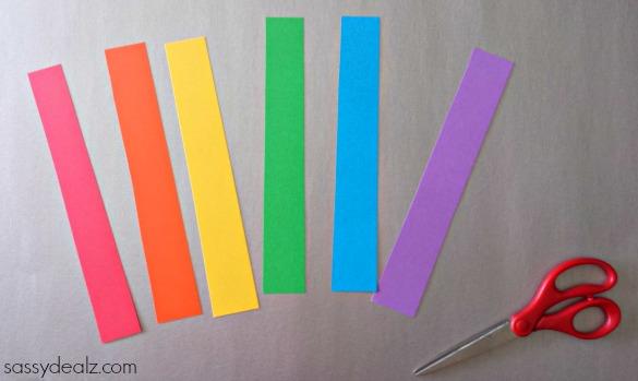 rainbow-strips