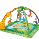 Fisher-Price Rainforest Melodies and Lights Deluxe Gym On Sale – 51% Off!
