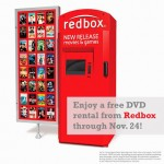 Free Redbox DVD Rental Promo Code for Fry's Food Shoppers (Exp 11/24)