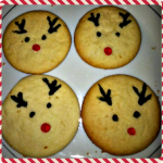 Reindeer Sugar Cookie Idea For Christmas