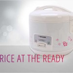 Tatung 8 Cup Electric Rice Cooker w/ Pink Flowers only $18.99 (Reg. $49.99!) + Free Shipping