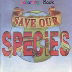 FREE Endangered Species Coloring Book For the Kiddos! (From EPA)