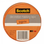6 Rolls of Tangerine Scotch Tape Only $1.98 + Free Shipping (Reg $20.88!)