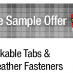Free Scotch Restickable Tabs & Scotch All-Weather Fasteners (FIRST 10,000!)