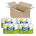 Scott Toilet Paper Deals on Amazon (Over 50% Savings W/ Clipped Coupon)