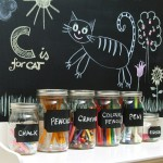 Self-Adhesive Chalkboard Liner Only $7.49 Shipped