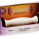 Shake Weight Dumbbell + DVD Only $6.95 Shipped {Christmas Gag Gift Idea!}