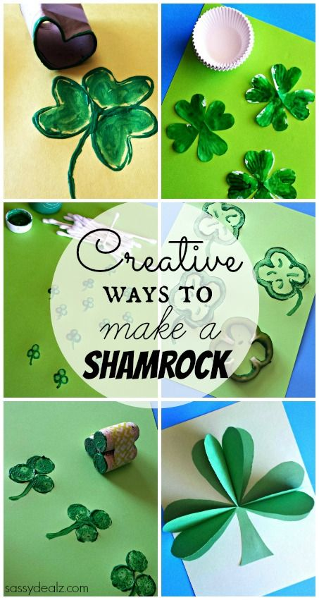shamrock-crafts-for-kids