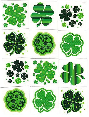shamrock tattoos