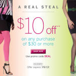 Silkies – $10 off a $30 Purchase Online Promo Code