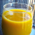 Mango, Orange, & Ginger Smoothie Recipe