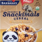 Barbara's Organic Snackimals Cereal Only $1.80 Shipped