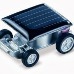 World's Smallest Solar Powered Car Just $1.80 + Free Shipping!