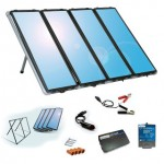 *HOT* Save 66% on a Sunforce 60W Solar Charging Kit (Save over $400 for a limited time only!)