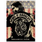 Sons of Anarchy Seasons 1,2,3,4 Up to 66% Off + Free Shipping! (Thru 8/31)