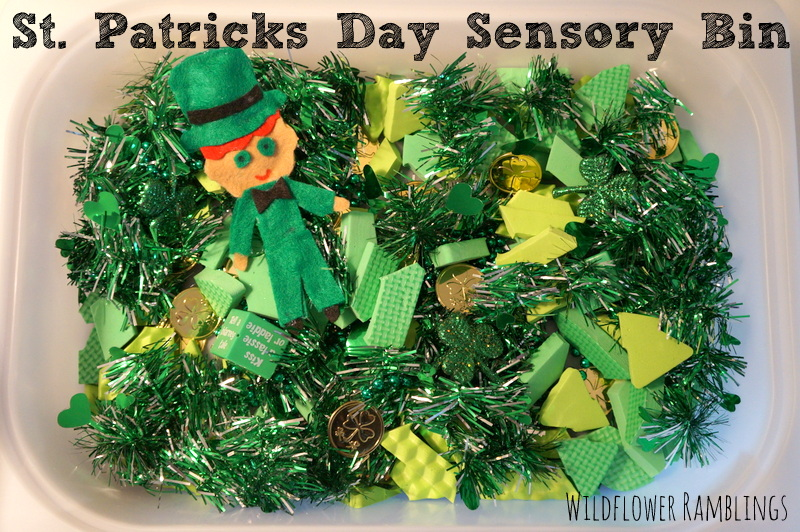 st-patricks-day-sensory-bins