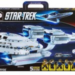 KRE-O Star Trek U.S.S. Enterprise Construction Set Only $16.99 Shipped (Reg $69.99!)