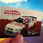 Outback Steakhouse Sweepstakes – Enter to Win One of 130 Prizes (Ryan Newman Gift Cards)