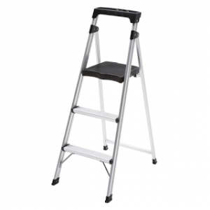 Home Depot: Aluminum 3-Step Ultra-Light Step Stool Just $15 + Free In-Store Pickup