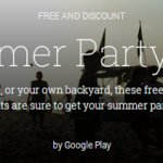 Get 6 FREE Summer Party Hit Songs MP3s From Google Play