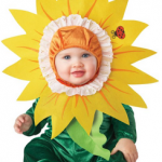Lil Characters Unisex-baby Infant Sunflower Costume ONLY $17.32 Shipped (Reg $33.99!)