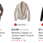 Target: Get 40% Off Sweaters and Jeans (Exp 11/30)