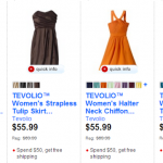 20% Off Tevolio Bridesmaid Dresses at Target.com + Free Shipping (Thru 8/24)