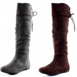 Women's Thigh High Boots ONLY $23.99 Shipped (Reg $74.99!)