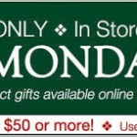 Things Remembered: $5 Off Items, 50% Off Personalized Stockings + More For Cyber Monday!