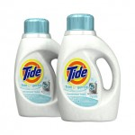 2-Pack of Tide Free and Gentle Laundry Detergent (Unscented) For $10.80 + Free Shipping!