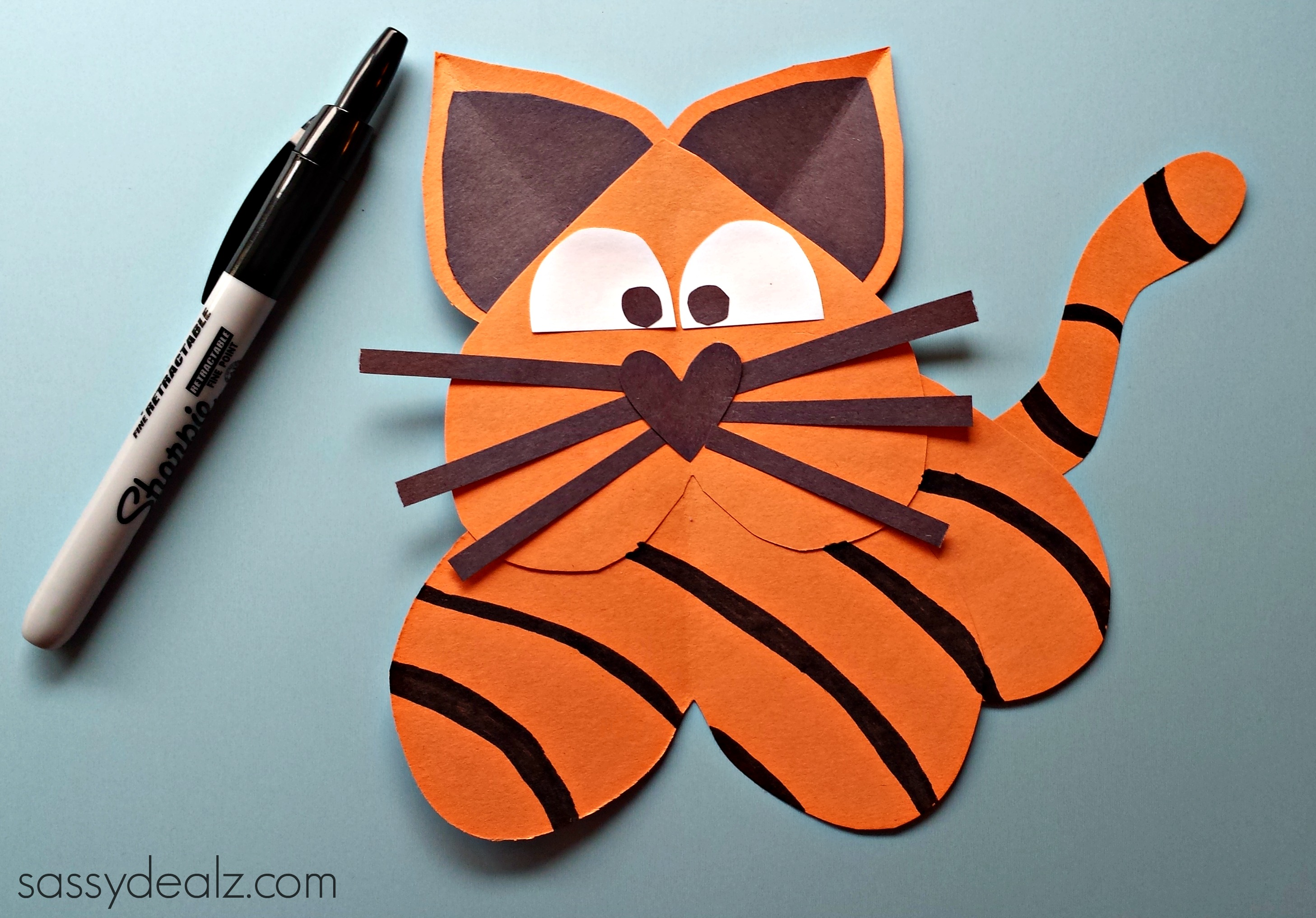 tiger heart craft