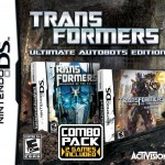 Transformers Ultimate Autobots Edition – Nintendo DS 77% Off