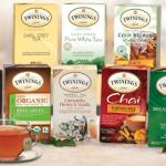 Free Twinings of London Tea Sample Pack (3 Samples!)