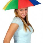 Funny Rainbow Umbrella Costume Party Sun Hat ONLY $2.87 Shipped (Reg $11.24!)