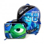 Monsters University Inc Backpack with Detachable Lunch Box ONLY $17.65 (Reg $59.99!)