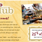 Uno Chicago Grill – 25% Off Your Check Printable Coupon (Email Sign-Up Offer)