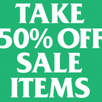 Urban Outfitters: 50% off Sale Items + Free Shipping (Cheap Jewelry!)