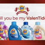 Send Your Friends a FREE 10oz Bottle of Tide!