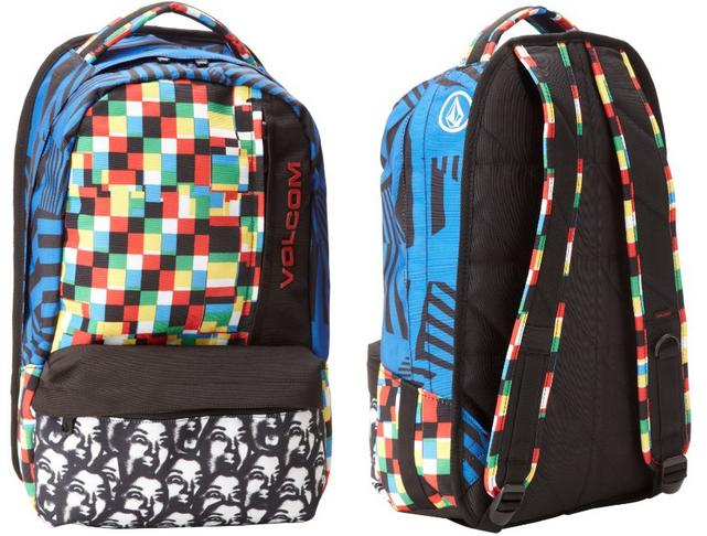 volcom backpack