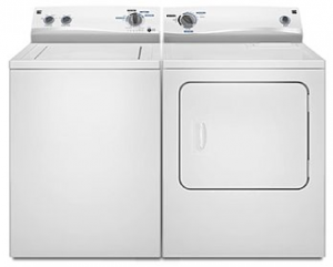 Kenmore Top-Load Washer & Dryer Bundle ONLY $599 at Sears (Reg $1060!)