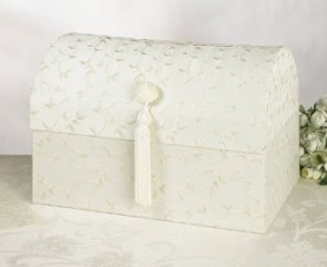 Wedding Card Money Box in Color Ivory – 50% Off + Free Shipping!