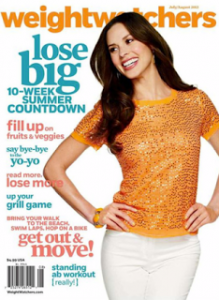 FREE 1 Year Subscription to Weight Watchers Magazine! *RARE*