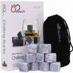 Amazon: Set of 9 Whisky Chilling Rocks Gift Set For $7.99 + Free Shipping (Reg $39.99!)