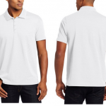 Perry Ellis Men's Iridescent White Polo Only $7.48 Shipped (Reg $42!)